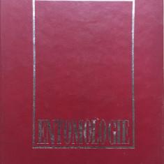 ENTOMOLOGIE - Ionescu, Lacatusu - Carte Medicina veterinara