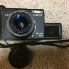 Aparat foto CANON powershot G5 - Aparat Foto compact Canon