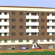 Apartament 3 camere in bloc nou - Gura Siriului - Apartament de vanzare, 75 mp, Numar camere: 3, An constructie: 2017, Etajul 4