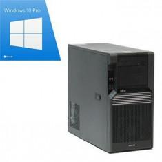 Pc Refurbished Fujitsu CELSIUS R570, Xeon E5649, Windows 10 Pro - Sisteme desktop fara monitor Siemens