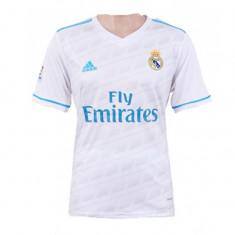 Tricou RONALDO 7 Real Madrid ULTIMUL Model 2017-2018 Super Calitate - Tricou barbati Adidas, Marime: S, M, L, XL, Culoare: Alb, Negru, Verde, Maneca scurta, Poliester