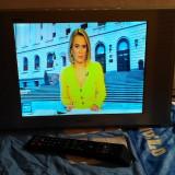 TV LCD 15 INCH WIDE SAMSUNG + TELECOMANDA SAMSUNG - Televizor LCD Samsung, Sub 48 cm, HD Ready, Intrare RF: 1, Scart: 1, VGA: 1