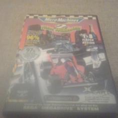 Micro Machines - Turbo Tournament 2 - SEGA Mega Drive - Jocuri Sega, Curse auto-moto, 3+, Multiplayer