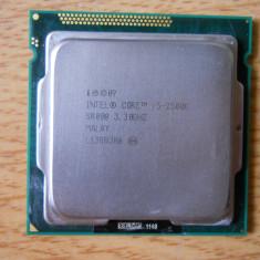 Procesor Intel Core I5 2500K 3.30GHz socket 1155, pasta Cadou. - Procesor PC Intel, Numar nuclee: 4, Peste 3.0 GHz