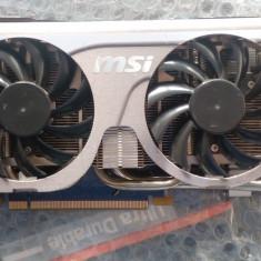 Placa video MSI GeForce GTX 560 Ti Twin Frozr II OC 1GB DDR5 256-bit - Placa video PC