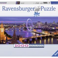 Puzzle Ravensburger LONDRA NOAPTEA, 1000 PIESE