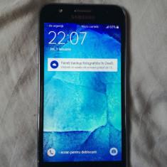 Samsung Galaxy J5 8GB - Telefon Samsung, Negru, Neblocat, Dual SIM