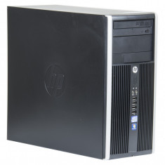 HP 8300 Elite Intel Core i3-2120 3.30 GHz 4 GB DDR 3 500 GB HDD DVD-RW Tower Windows 10 Pro