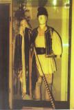 CP MS036 Muzeul Mures - Sectia Etnografie - Port popular din zona Tarnavelor