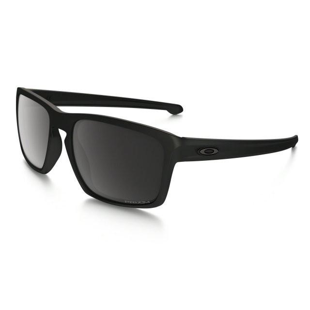 Ochelari de soare OAKLEY Sliver Matte Black w/ PRIZM Black Polarized (OAK-OO9262-4457) foto mare
