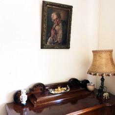 Tablou autentic Theodor Cateliu