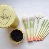 Set 9 Pensule Machiaj Kylie XOXO - Pensula machiaj