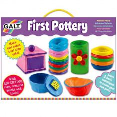 Primul meu kit de olarit - Jocuri arta si creatie Galt