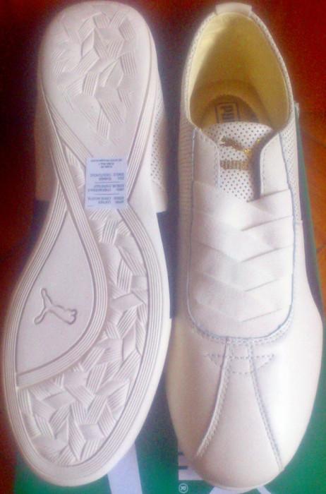 Adidas Puma Eskiva 40.5EU -piele naturala-produs original