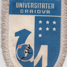 Fanion fotbal UNIVERSITATEA CRAIOVA