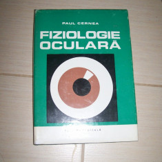 FIZIOLOGIE OCULARA PAUL CERNEA - Carte Oftalmologie