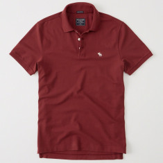 Tricou Polo ABERCROMBIE FITCH - Tricouri Barbati - 100% AUTENTIC