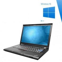 Laptopuri Refurbished Lenovo ThinkPad T410, i5-520M, Win 10 Home - Laptop Lenovo, Intel Core i5