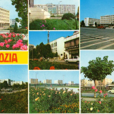 CPI (B8602) CARTE POSTALA - SLOBOZIA, MOZAIC, Necirculata, Fotografie