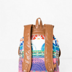 DESIGUAL Geanta Back Pack Dakar Happy Bazar