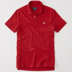 Tricou Polo ABERCROMBIE FITCH - Tricouri Barbati - 100% AUTENTIC - Tricou barbati, Marime: XXL, Culoare: Din imagine, Maneca scurta, Bumbac