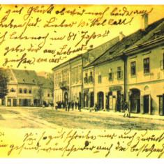 Carte postala CP BN017 Bistrita la 1904, Necirculata, Printata