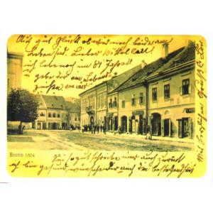 Carte postala CP BN017 Bistrita la 1904