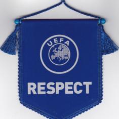 Fanion fotbal oficial - UEFA