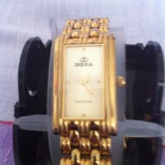 Ceas dama Doxa, Mecanic-Manual