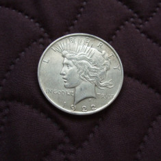 JN. One dollar 1922 USA, America, argint, Europa