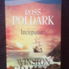 Winston Graham -- Ross Poldark - 12 - Roman dragoste