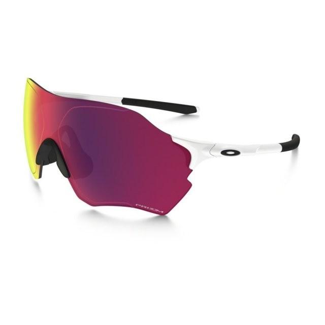 Ochelari de soare OAKLEY EVZero Range Matte White w/ PRIZM Road (OAK-OO9327-1038) foto mare