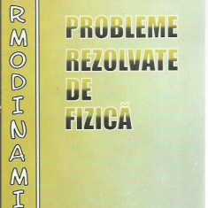 A. Hristev - PROBLEME REZOLVATE DE FIZICA - Culegere Fizica