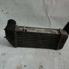 Radiator intercooler Peugeot 307 an 2000-2007 cod 9636635380 - Intercooler turbo
