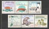 """Polonia.1987 10 ani Statia Antarctica """"Henryk Arctowski""""  SP.368, Nestampilat"""