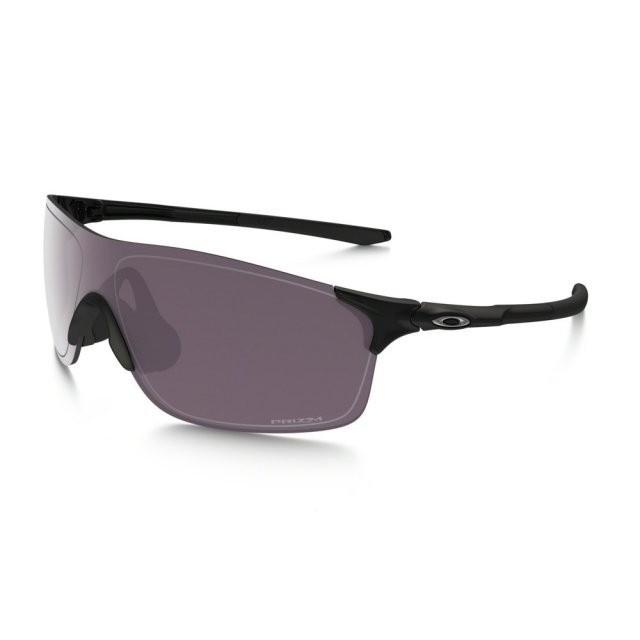 Ochelari de soare OAKLEY EVZero Pitch Polished Black w/ PRIZM Daily Polarized size 38 (OAK-OO9383-0638) foto mare