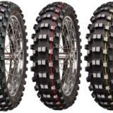 Motorcycle Tyres Mitas C18 ( 110/100-18 TT 64R rot ) - Anvelope moto