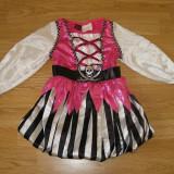 Costum carnaval serbare pirata pentru copii de 4-5 ani - Costum Halloween, Marime: Masura unica, Culoare: Din imagine