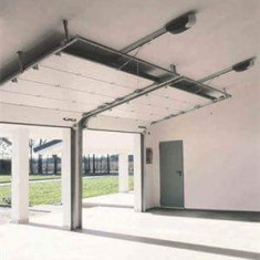 Usi de garaj sectionale si automatizari porti