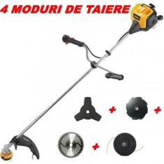 Motocoasa PARTNER 3, 5 CP – 4 MODURI DE TAIERE - Motocositoare