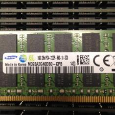 Memorie 16 GB DDR4 2133 ECC Registered RDIMM - Xeon E5 LGA2011 v3 - Memorie server Samsung