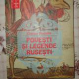 Povesti si legende rusesti (30 povesti si legende ) an 2002/227pag- C. Downing - Carte de povesti