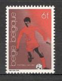 Belgia. 1981 100 ani de fotbal  KY.77, Nestampilat