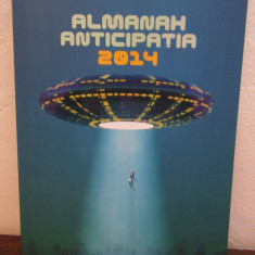 ALMANAH ANTICIPATIA 2014 - Carte SF