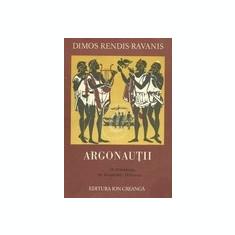 Argonautii - Dimos Rendis-Ravanis - Carte mitologie