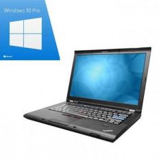 Laptop Refurbished Lenovo ThinkPad T410, i5-520M, Windows 10 Pro - Laptop Lenovo, Intel Core i5