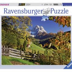 Puzzle Ravensburger MONTE PELMO, VENETIA, ITALIA 1000 piese