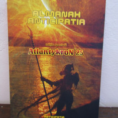 ALMANAH ANTICIPATIA EDITIE SPECIALA ATLANTYKRON 25 - Carte SF