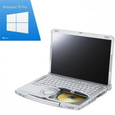 Laptop Refurbished Panasonic CF-F9, i5-520M, Windows 10 Pro - Laptop Panasonic