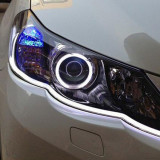 Benzi LED Daylight DRL Lumini de Zi auto cu Semnalizare 60 cm, Universal